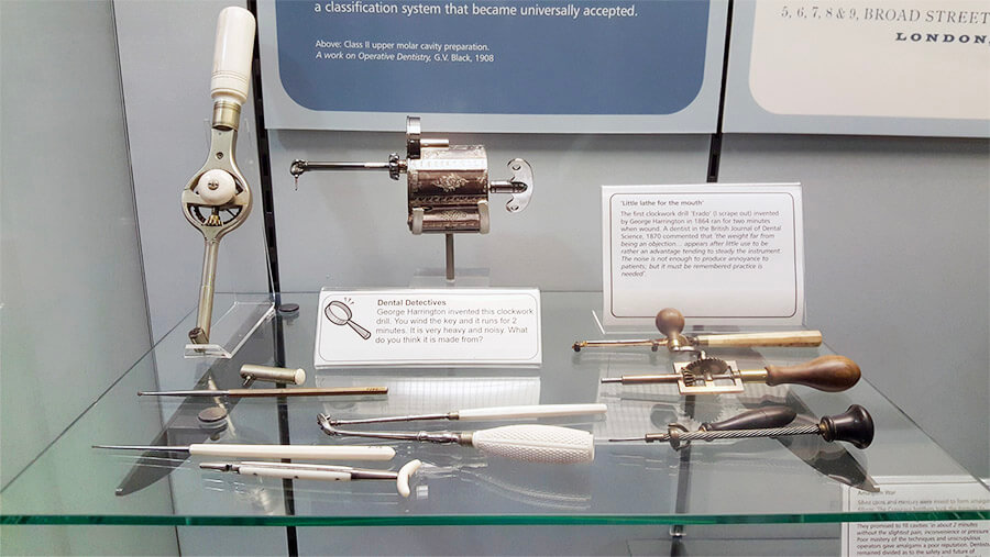British Dental Museum