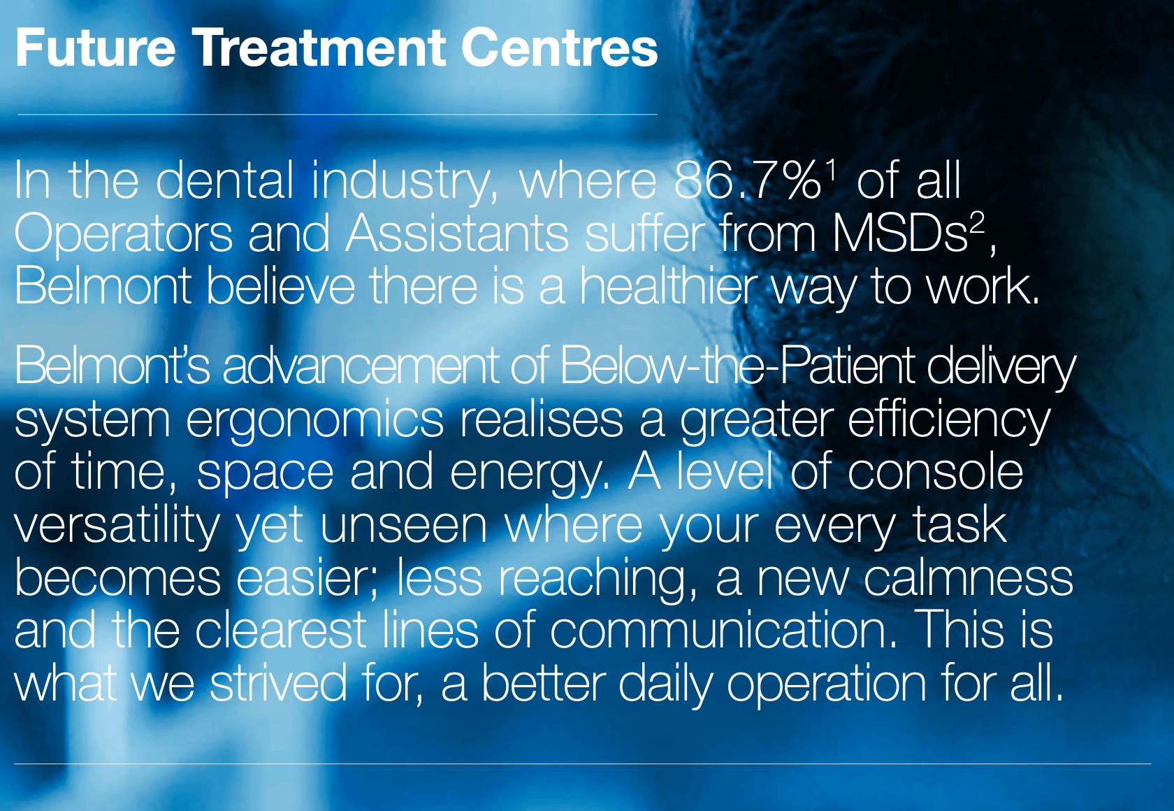 Future Treatment centres info