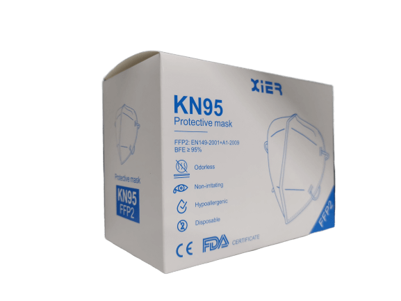 KN95 Face Masks profile