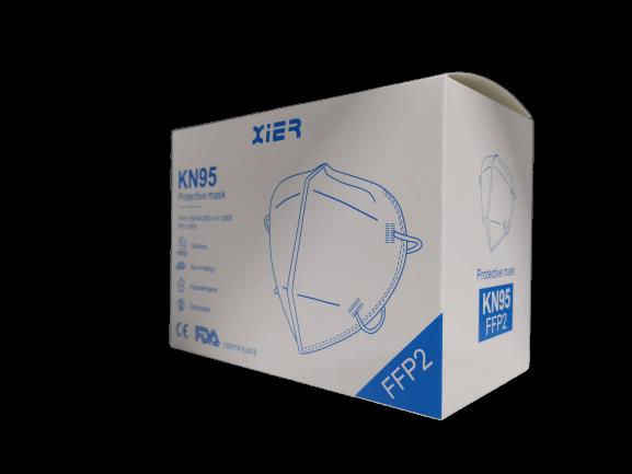 KN95 Face Masks (Box of 20)